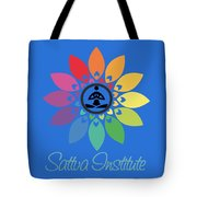 Sattva Institute Tote Bag