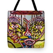 Saturday Afternoon Delight  Tote Bag