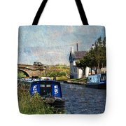 Saturday At The Saracens Head Tote Bag