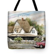 Saturday Evening 1964 Tote Bag