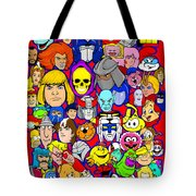 Saturday Morning Tote Bag by Gary Niles
