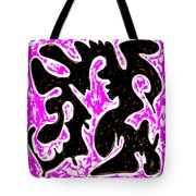 Saturday Night Tote Bag by Eikoni Images