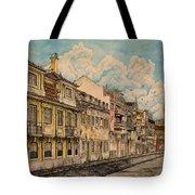 Saudade/ The Swallows Of Lisbon Tote Bag