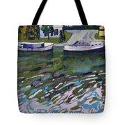 Saugeen Shores Tote Bag