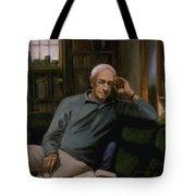 Saul Bellow Tote Bag
