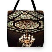 Savannah Antique Ceiling Tote Bag
