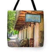 Savannah Antique Shop Tote Bag