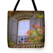 Savannah Balconies II Tote Bag