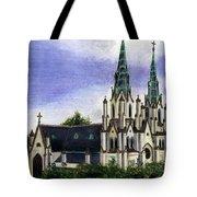 Savannah Cathedral Tote Bag