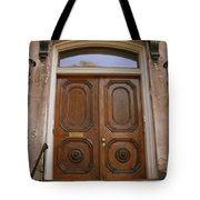 Savannah Doors I Tote Bag