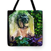 Savannah Fountain Tote Bag