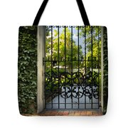 Savannah Gate II Tote Bag