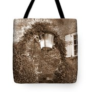 Savannah Sepia - Lovely Lamp Tote Bag