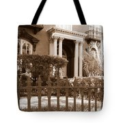 Savannah Sepia - Mercer House Tote Bag