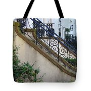 Savannah Stairs Tote Bag