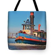 Savannah Tug Tote Bag