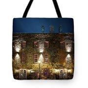 Savannah's Historic River Street Tote Bag