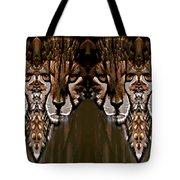 Save The Cheetahs Tote Bag