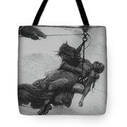 Saved, 1889 Tote Bag