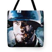 Saving Private Ryan Tote Bag