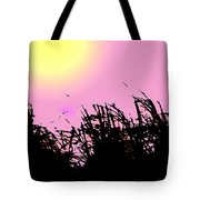 Saw Grass Tote Bag