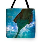 Sawfish Tote Bag