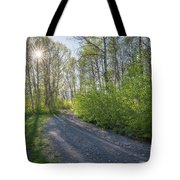 Sawtooth Road Tote Bag