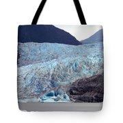 Sawyer Glacier Tote Bag