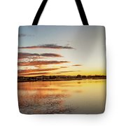 Sawyer Pond  Tote Bag