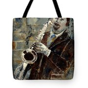 Saxplayer 570120 Tote Bag