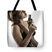Say It One More Time Tote Bag
