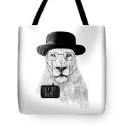 Say My Name Tote Bag