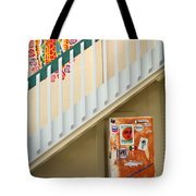 Saying Grace Tote Bag