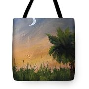 Sc Sunset  Tote Bag