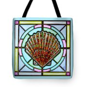 Scallop Shell 1 Tote Bag