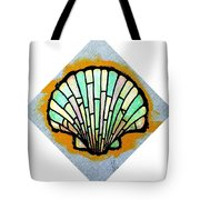 Scallop Shell Tote Bag