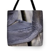 Scaly Canadian Goose Foot - No1 Tote Bag