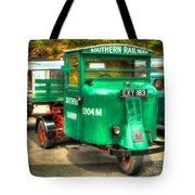 Scammell Mechanical Horse Tote Bag