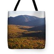 Scar Ridge Autumn Tote Bag