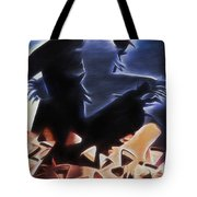 Scarecrows In The Cornfield 2 Tote Bag