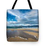 Scarista Beach Isle Of Harris Tote Bag