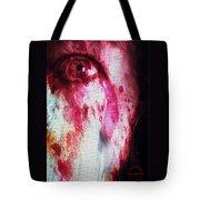 Scarlet Vision Tote Bag