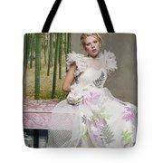 Scarlett Johansson Tote Bag