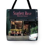 Scarlett  Rose Tote Bag