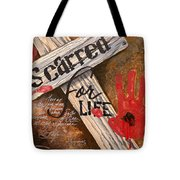 Scarred For Life Tote Bag