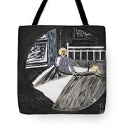 Scary Dreams Tote Bag