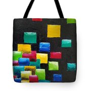 Scattered Tote Bag