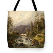 Scene From Weyer Upper Austria Tote Bag