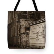 Scene From Yesteryear #1 Tote Bag
