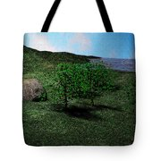 Scenery Tote Bag by James Barnes